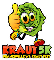 The Kraut Fest 5K and Cabbage Patch Kids Run featured at the annual Kraut Music Fest in Franksville, WI