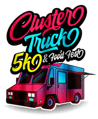 Cluster Truck 5K and food fest
