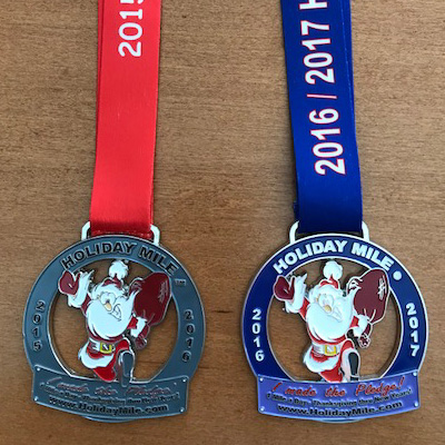 5K custom Race Medals